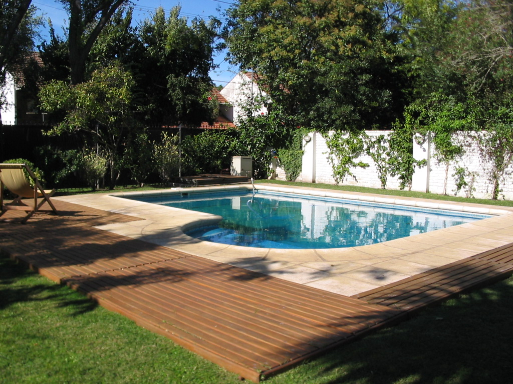 venta piscinas madera: